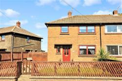 Semi Detached House For Sale Weetwood Avenue Wooler Northumberland NE71