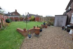 Terraced House For Sale Franklin Crescent Scunthorpe Lincolnshire DN16