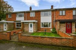 Terraced House For Sale Eggborough Goole East Riding of Yorkshire DN14