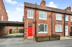 Terraced House For Sale Powell Street Selby North Yorkshire YO8