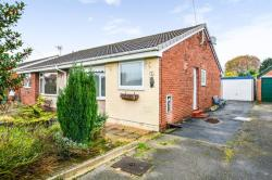 Semi - Detached Bungalow For Sale Barlow Selby North Yorkshire YO8