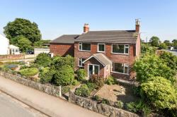 Detached House For Sale Hensall Goole East Riding of Yorkshire DN14