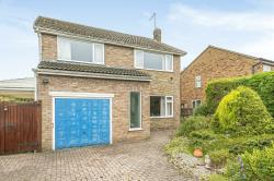 Detached House For Sale Cawood Selby North Yorkshire YO8