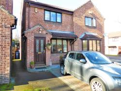 Semi Detached House For Sale Chapeltown Sheffield South Yorkshire S35