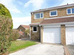 Semi Detached House For Sale High Green Sheffield South Yorkshire S35