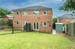 Semi Detached House For Sale Manor Oaks Gardens Sheffield South Yorkshire S2