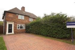 Semi Detached House For Sale Killamarsh Sheffield Derbyshire S21