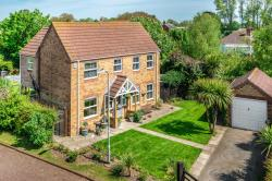 Detached House For Sale Wainfleet St. Mary Skegness Lincolnshire PE24