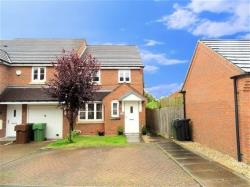 Terraced House For Sale Lint Meadow Hollywood Worcestershire B47