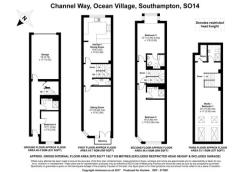 Terraced House For Sale Southampton Hampshire Hampshire SO14