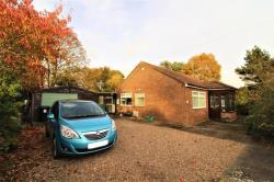 Detached Bungalow For Sale Woodlands Avenue Spilsby Lincolnshire PE23