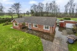 Detached Bungalow For Sale  Spilsby Lincolnshire PE23