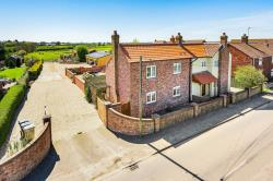 Detached House For Sale Firsby Spilsby Lincolnshire PE23