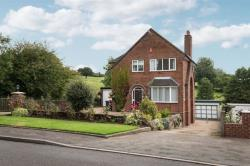 Detached House For Sale Brown Edge Stoke-on-Trent Staffordshire ST6