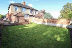 Semi Detached House For Sale Blurton Road Stoke-on-Trent Staffordshire ST3