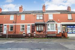 Terraced House For Sale Porthill Newcastle Staffordshire ST5