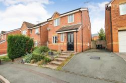 Detached House For Sale  Newcastle-Under-Lyme Staffordshire ST5