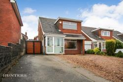 Detached House For Sale   Staffordshire ST6
