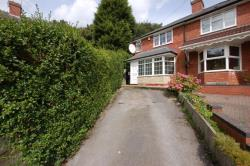 Semi Detached House For Sale Tedstone Road Quinton West Midlands B32
