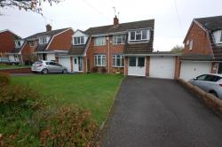 Semi Detached House For Sale Balmoral Road Wordsley West Midlands DY8