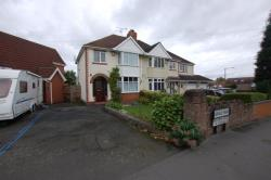 Semi Detached House For Sale Vicarage Road Wollaston West Midlands DY8