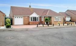 Detached Bungalow For Sale Sutton-on-Sea Mablethorpe Lincolnshire LN12