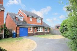 Detached House For Sale Wilnecote Tamworth Staffordshire B77