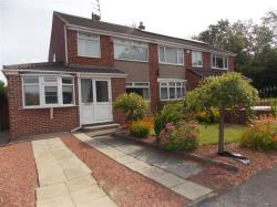 Semi Detached House For Sale Shadwell Close Middlesbrough Cleveland TS6
