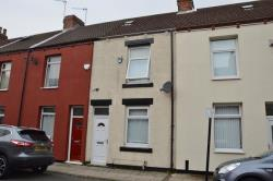 Terraced House For Sale Percy Street Middlesbrough Cleveland TS1