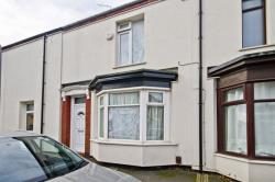 Terraced House For Sale St. Cuthberts Road Stockton-on-Tees Cleveland TS18