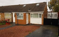 Terraced Bungalow For Sale Tollesby Middlesbrough Cleveland TS5