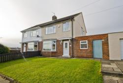 Semi Detached House For Sale Romanby Avenue Stockton-on-Tees Cleveland TS19