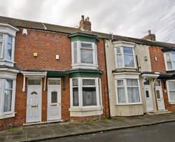 Terraced House For Sale Crescent Road Middlesbrough Cleveland TS1
