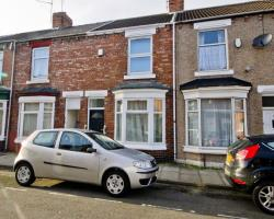 Terraced House For Sale Finsbury Street Middlesbrough Cleveland TS1