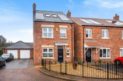 Detached House For Sale Sowerby Thirsk North Yorkshire YO7