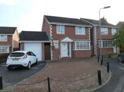Detached House For Sale Bradley Stoke Bristol Gloucestershire BS32
