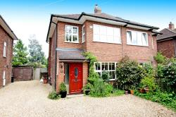 Semi Detached House For Sale  Weston Turville Buckinghamshire HP22