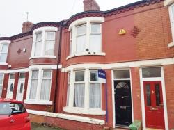 Terraced House To Let Willowcroft Road Wallasey Merseyside CH44