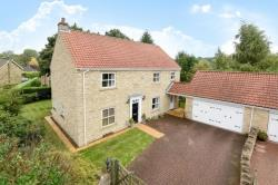 Detached House For Sale Monk Fryston Leeds North Yorkshire LS25