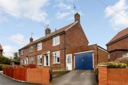 Semi Detached House For Sale Grange Crescent Tadcaster North Yorkshire LS24