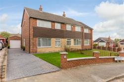 Semi Detached House For Sale Barwick in Elmet Leeds West Yorkshire LS15