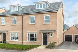 Semi Detached House For Sale Newton Kyme Tadcaster North Yorkshire LS24
