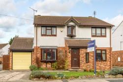 Semi Detached House For Sale The Moorlands Wetherby West Yorkshire LS22
