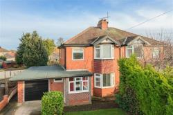 Semi Detached House For Sale South View Wetherby West Yorkshire LS22