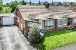 Semi - Detached Bungalow For Sale Boston Spa Wetherby West Yorkshire LS23