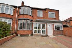 Terraced House For Sale Parvian Road Leicester Leicestershire LE2