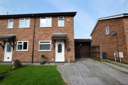Semi Detached House For Sale Broughton Astley Leicester Leicestershire LE9