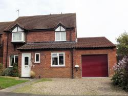 Detached House For Sale St. Leonards Close Woodhall Spa Lincolnshire LN10