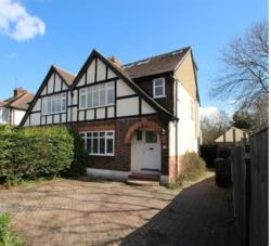 Semi Detached House To Let Esher Road East Molesey Surrey KT8