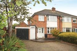 Semi Detached House For Sale Copmanthorpe York North Yorkshire YO23
